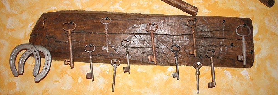 Detalles de la Casa rural Jorge